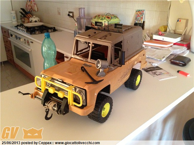 1131093173 valutazione jeep big jim loose giocattolivecchi. Black Bedroom Furniture Sets. Home Design Ideas