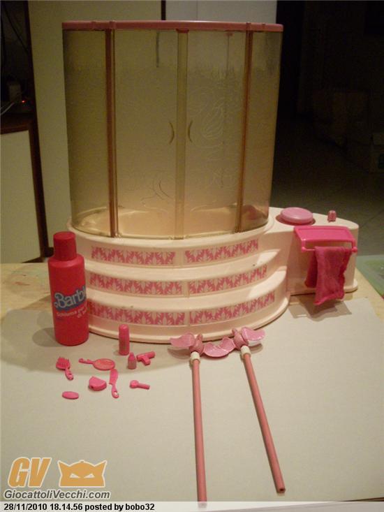 Aiuto Valutazione Per Vasca Da Bagno Barbie Mattel 1985 ...