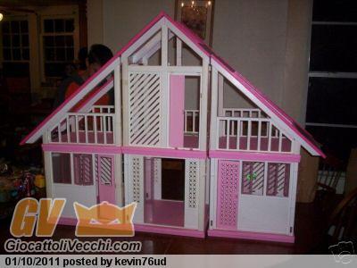 villa di barbie anni 80 vendita