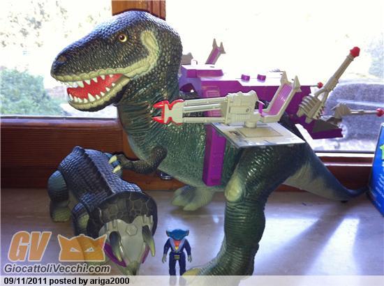 dinosauri giocattoli vintage