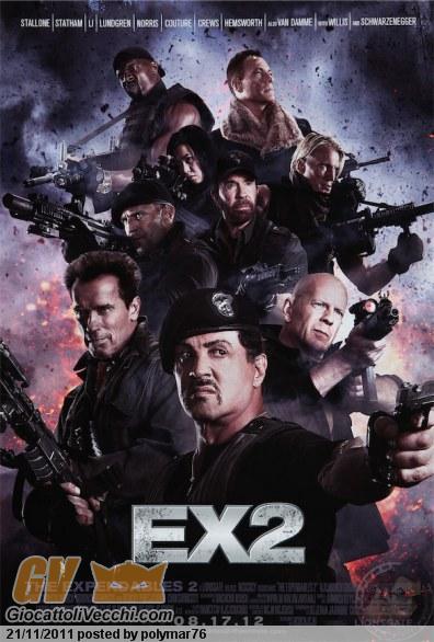 دانلود تریلر فیلم The Expendables 2