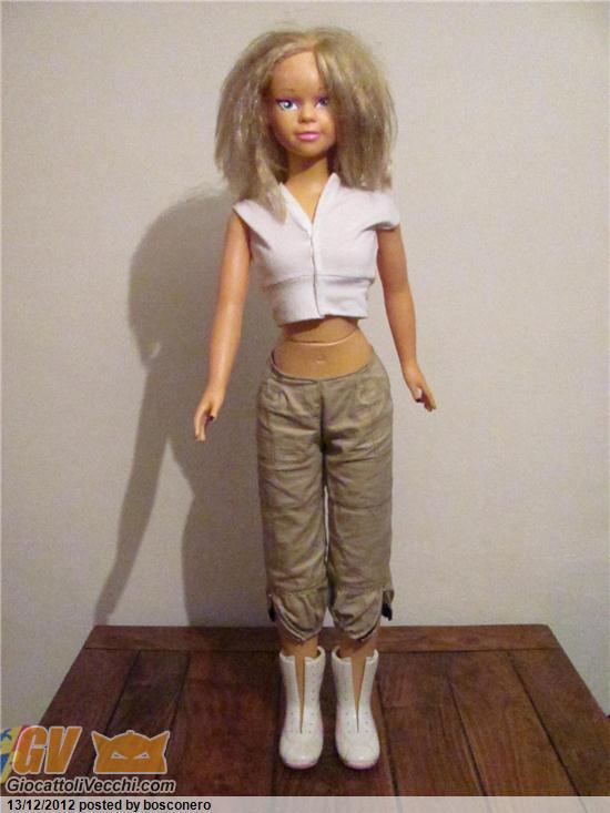 bambola alta 1 metro