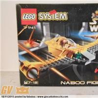 7141 NABOO FIGHTER STAR WARS LEGO SYSTEM