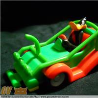 LOONEY TUNES DAFFY DUCK CAR