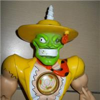 THE MASK FILM Action Figure - The Mask Movie: From Zero to  Hero by Kenner/Hasbro, Inc. FUNZIONANTE WORKING GIGANTE GIANTS