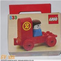 LEGO 533 , 1977 ...fondo magazzino
