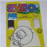 Color Glass , il gioco dell`arte del vetro..nuovo..fondo magazzino