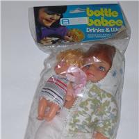 Bambolina Bottle Babee vintage ..nuova..fondo magazzino