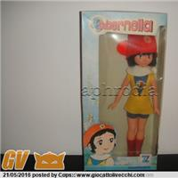 [CERCO] Bambola Doll CYBERNELLA Zanini & Zambelli Nuova in box!