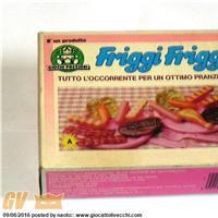 FRIGGI FRIGGI tutto l`occorrente per un ottimo pranzetto..fondo magazzino