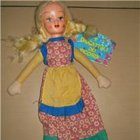 BAMBOLA DOLL GIOCATTOLO TOY VINTAGE  BAMBOLA PEZZA E PLASTICA  DOLL DOLL TOY TOY VINTAGE DOLL PIECE AND PLASTIC
