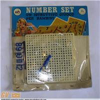Number Set ..anni 70...nuovo