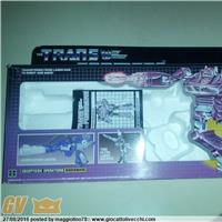 TRANSFORMERS BOX SCHOCKWAWE REPRO