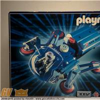PLAYMOBIL SPACE COLLECTOR - COD.3082 - 1999 .