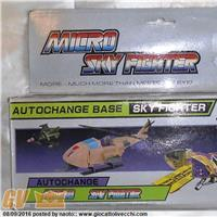 Transformers MICRO SKY FIGHTER ..anni 80..come nuovo