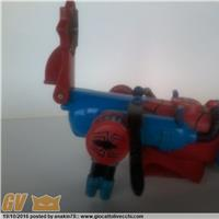 SPIDERMAN TOY WEAPON