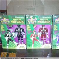 LOTTO POWER RANGER KARATE ACTION (QUELLI GRANDI!)