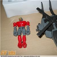 MACHINE ROBOT FIGHTING ROBOT MR C6 Nuovo come da foto