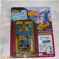 Road Bots motorized transformers...fondo magazzino