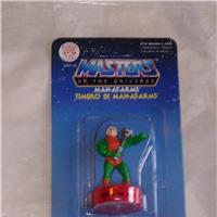 Masters Timbro Man at Arms ..fondo magazzino