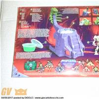 slime pit serie masters of the universe