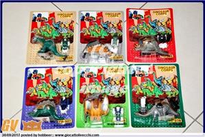 Japanese Transformers G1 Takara Victory Series Dinoking Whole set knockoff - MISB deadstock