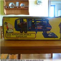 CAMPER BASE MOBILE OO4 BIG JIM