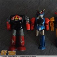 lotto robot gloizer x + altri 2