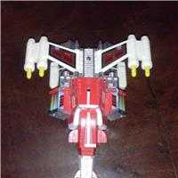 astronave metallo e pla. serie x-bomber