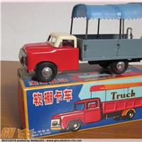Miniature AUTO VINTAGE TRUCK à friction made in China MF 981