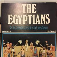 Atlantic - serie The Egyptians - Alla corte del Faraone