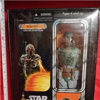 Boba Fett Star Wars Trilogy Collection Hasbro 12 Inch 2004