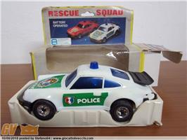 PORSCHE 930 TURBO BATTERY OPERATED