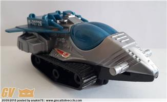 MULTIMAC ZOIDS SPACESHIP (GREAT GORGON)