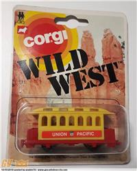 WILD WEST CARROZZA UNION PACIFIC - CORGI (1981)