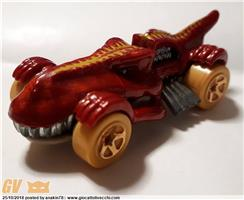 T-REXTROYER TYRANNT (HOT WHEELS - MATTEL)