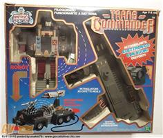 TRANS COMMANDER ECHO-3 (ROBOT POWER) 1984