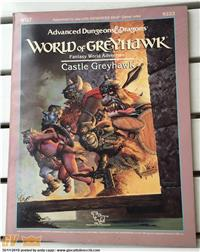 Dungeons & Dragons World Of Greyhawk
