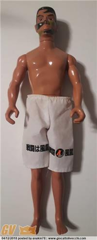 ACTION FIGURE TIPO ACTION MAN