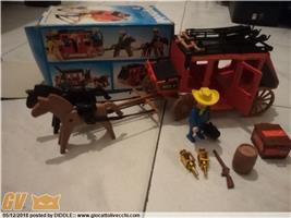 Playmobil 3245 la diligenza in box