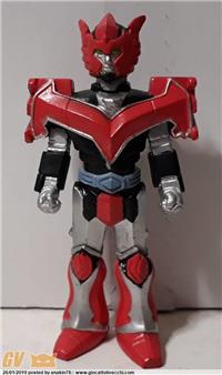 POWER RANGERS MYSTIC FORCE - MYSTIC TITANS PHOENIX