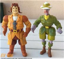 Filmation`s Ghostbusters Eddie - Viscid