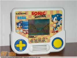 Gig Tiger Sonic the Hedgehog