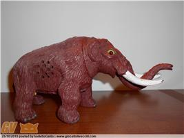MAMMUT MAMMOTH MASTODON ELECTRIC VINTAGE IMPERIAL DINOSAURO