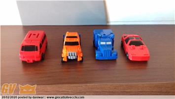 MICRO TRANSFORMERS MINI LOTTO TRASFORMERS