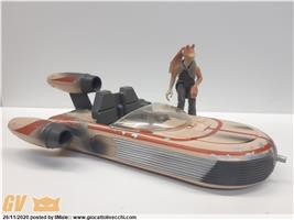 STAR WARS TONKA LAND SPEEDER