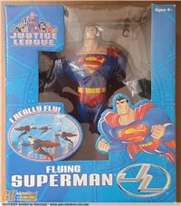 SUPERMAN FLYING JUSTICE LEAGUE FUSION