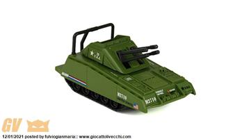 ARMADILLO MINI TANK I WAVE ITALIANA