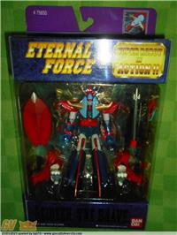 RAYDEEN SUPER ROBOT IN ACTION BANDAI 2000 MINT IN SEALED BOX !