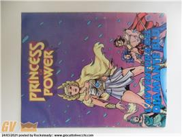 SHE-RA MINI COMIC L`AVVENTURA DEL DIAMANTE BLU